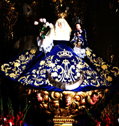 Lady of the Rosary