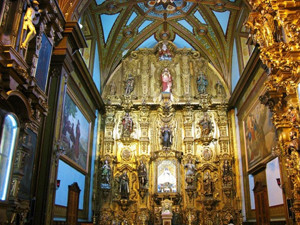 Lady of Aranzazu Chapel